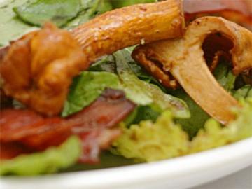 альпийский грибной салат - alpiyskiy gribnoy salat