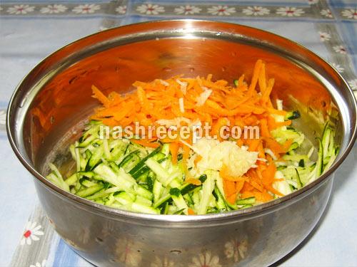 добавляем морковь - dobavliayem morkov