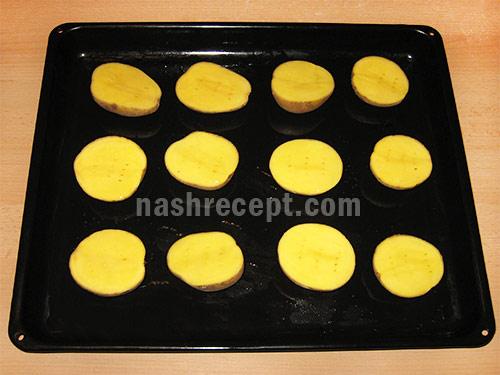 запекаем картофель - zapekaem kartofel