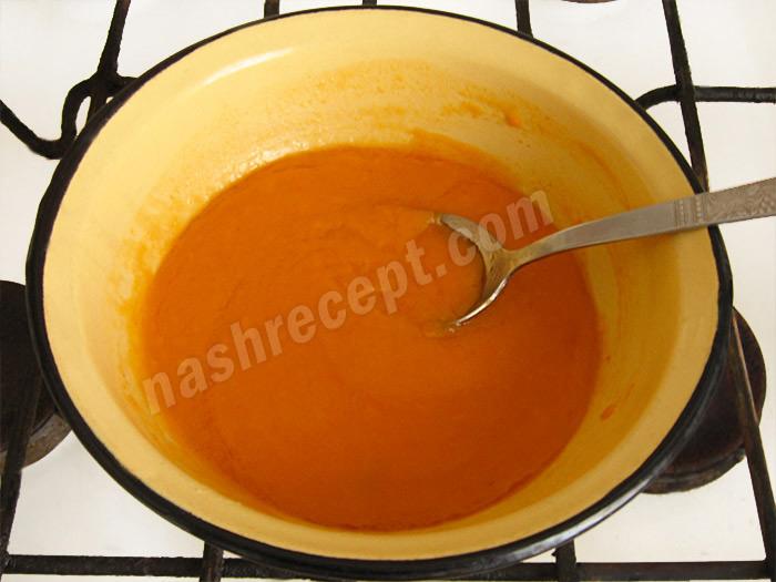 томатный соус для фаршированного перца - tomatnyi sous dlya farshirovannogo pertsa