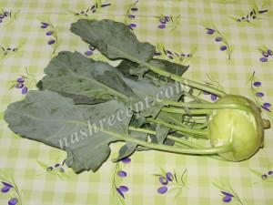 капуста кольраби - kapusta kolrabi