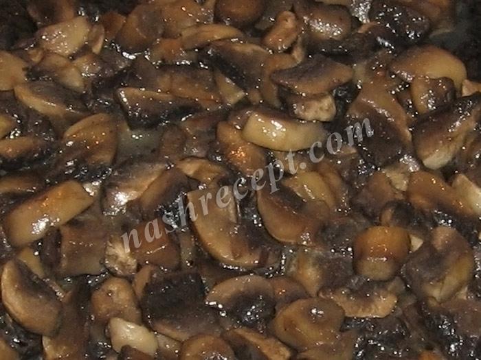 тушим грибы - tushim griby