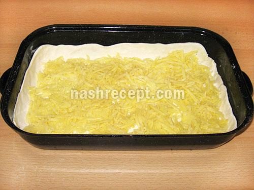 выкладываем картофель - vykladavaem kartofel