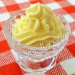 Масляный крем. Классический рецепт