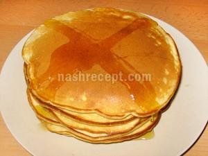 панкейки - pankeyki - pancakes
