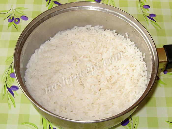 рис для фарширования тыквы - ris dlya farshirovaniya tykvy