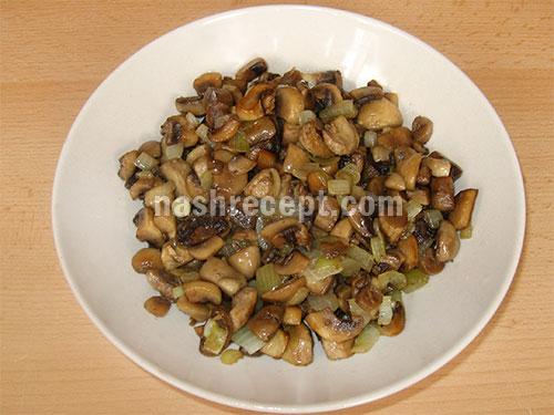 жареные грибы - zharenye griby