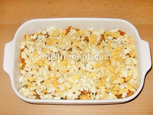 закуска от кумы 3 слой - zakuska ot kumy 3 sloy