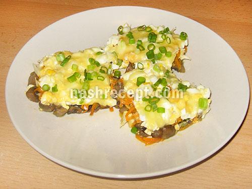 закуска от кумы порциями - zakuska ot kumy porciyami