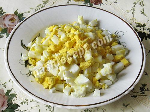 яйца для зеленого борща - yaytsa dlya zelenogo borscha