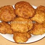 Овсяное печенье с тыквой