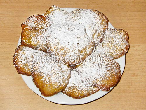 тыквенное печенье - tykvennoe pechenie