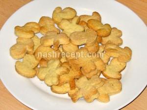 песочное печенье - pesochnoe pechenie