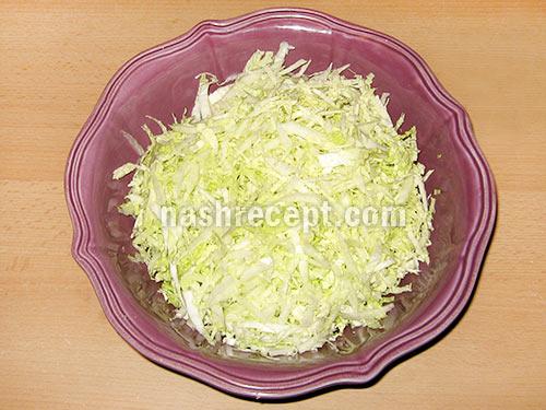 шинкуем капусту - shinkuem kapustu