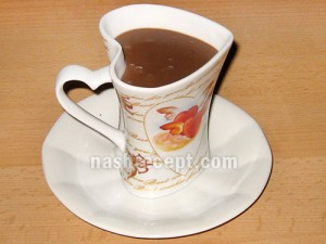 горячий шоколад - goriachiy shokolad