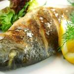 рыба запеченная - ryba zapechennaya