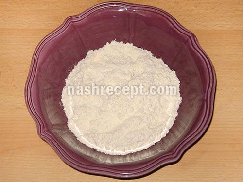 пирог с путассу рецепт с фото