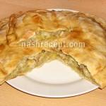 пирог рыбный - pirog rybnyi