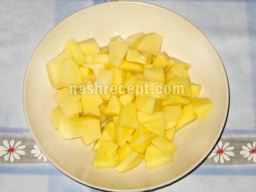 картофель для щей - kartofel dlya schey
