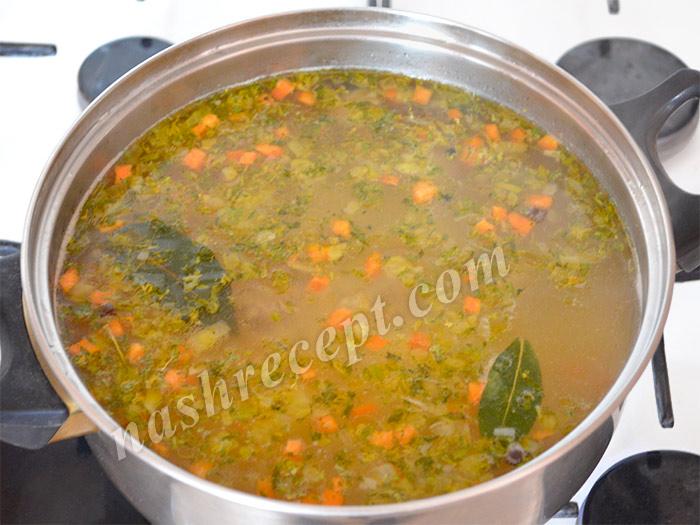 суп вермишелевый с мясом пошаговый рецепт с фото