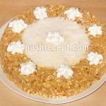 Торт медовик (медовый торт)