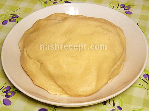 готовое песочное тесто - gotovoe pesochnoe testo