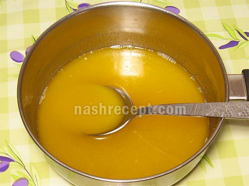 растапливаем масло или маргарин - rastaplivaem maslo ili margarin