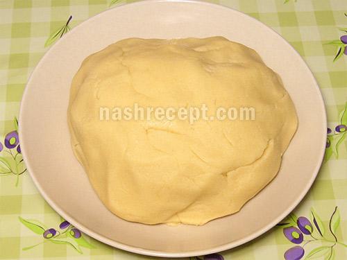 песочное тесто - pesochnoe testo