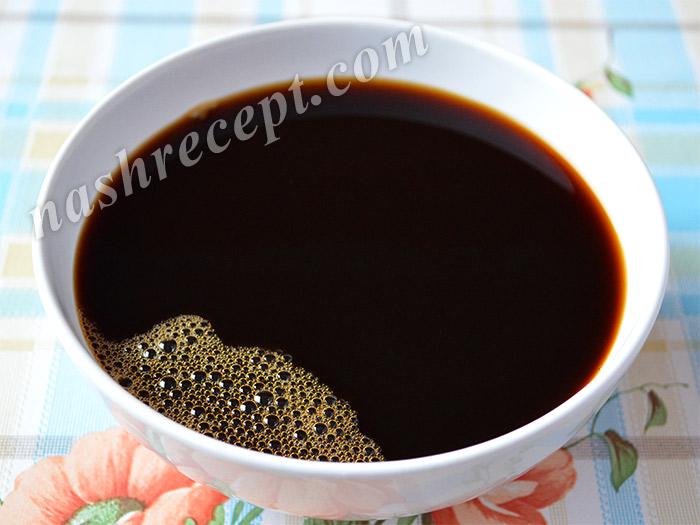 кофе для тирамису