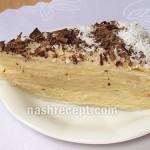 Слоеный торт «Наполеон»