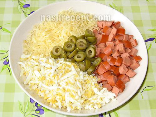 начинка для багета - nachinka dlia bageta