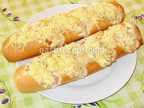 выкладываем тертый сыр - vykladyvaem tertyi syr