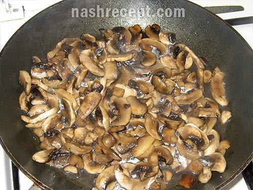 шампиньоны для грибного супа - shampinony dlya gribnogo supa