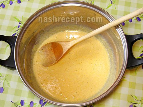 желтки с сахаром - zheltki s saharom