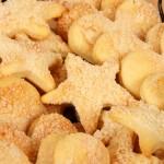 Рассыпчатое песочное печенье