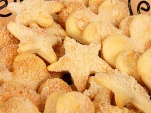 рассыпчатое песочное печенье - rassypchatoe pesochnoe pechenie