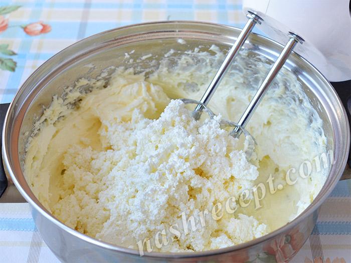 масло и творог для творожной пасхи - maslo i tvorog dlya tvorozhnoy paskhi