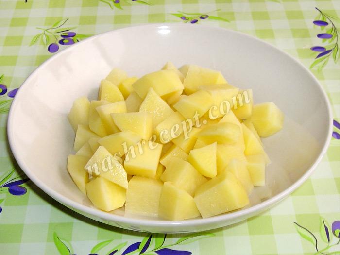 картошка для ухи из путассу - kartoshka dlya uhi iz putassu