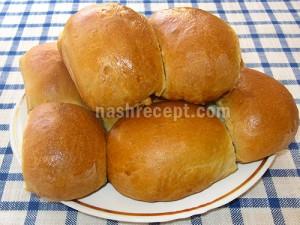 дрожжевые пирожки с рисом и грибами - drozhzhevye pirozhki s risom i gribami