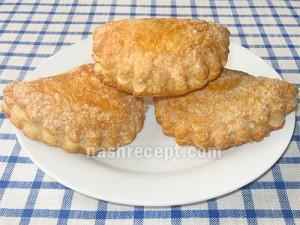 слоеные пирожки с вареньем - sloenye pirozhki s vareniem