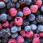 Заморозка ягод и грибов