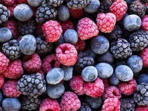замороженные ягоды - zamorozhennye yagody