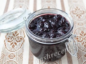 черничное варенье - chernichnoe varenie