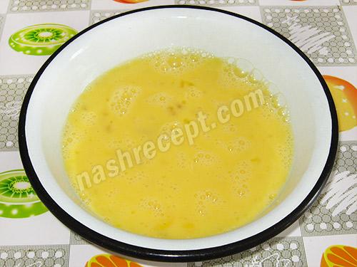 яйца для домашних вафель - yayca dla domashnih vafel