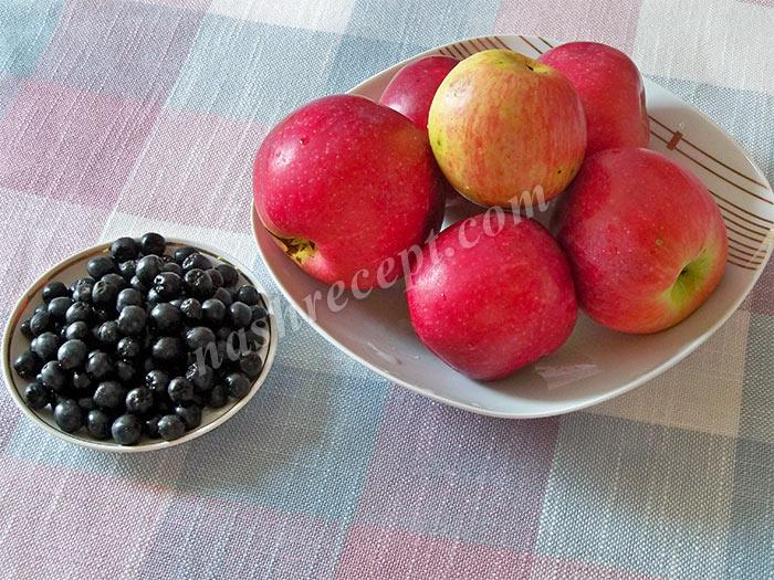 яблоки и черноплодную рябину моем - yabloki i chernoplodnuyu ryabinu moem