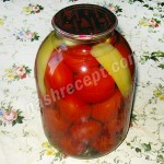 маринованные помидоры - marinovannye pomidory