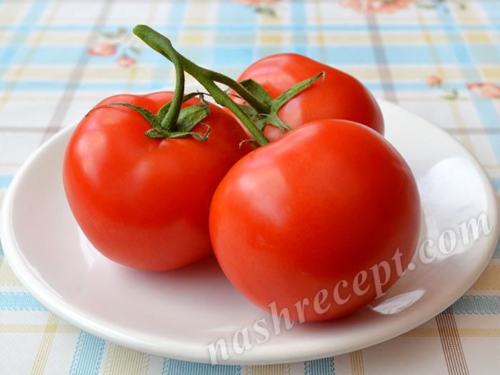 помидоры для томатного сока - pomidory dlya tomatnogo soka
