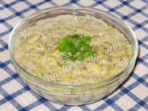 спаржевая фасоль в белом соусе - sparzhevaya fasol v belom souse
