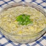 Спаржевая фасоль в сливочном соусе