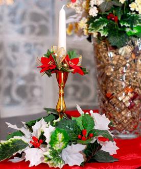 веночки для свечей - venochki dlya svechey
